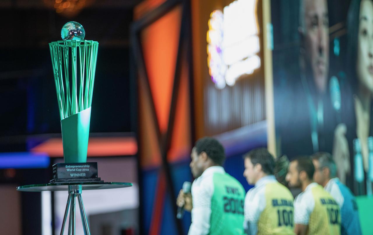 Entrepreneurship World Cup in Riyadh
