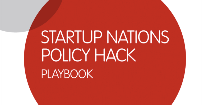 Startup Nations Policy Hack Playbook