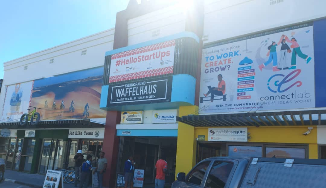 Startup Huddle Swakopmund