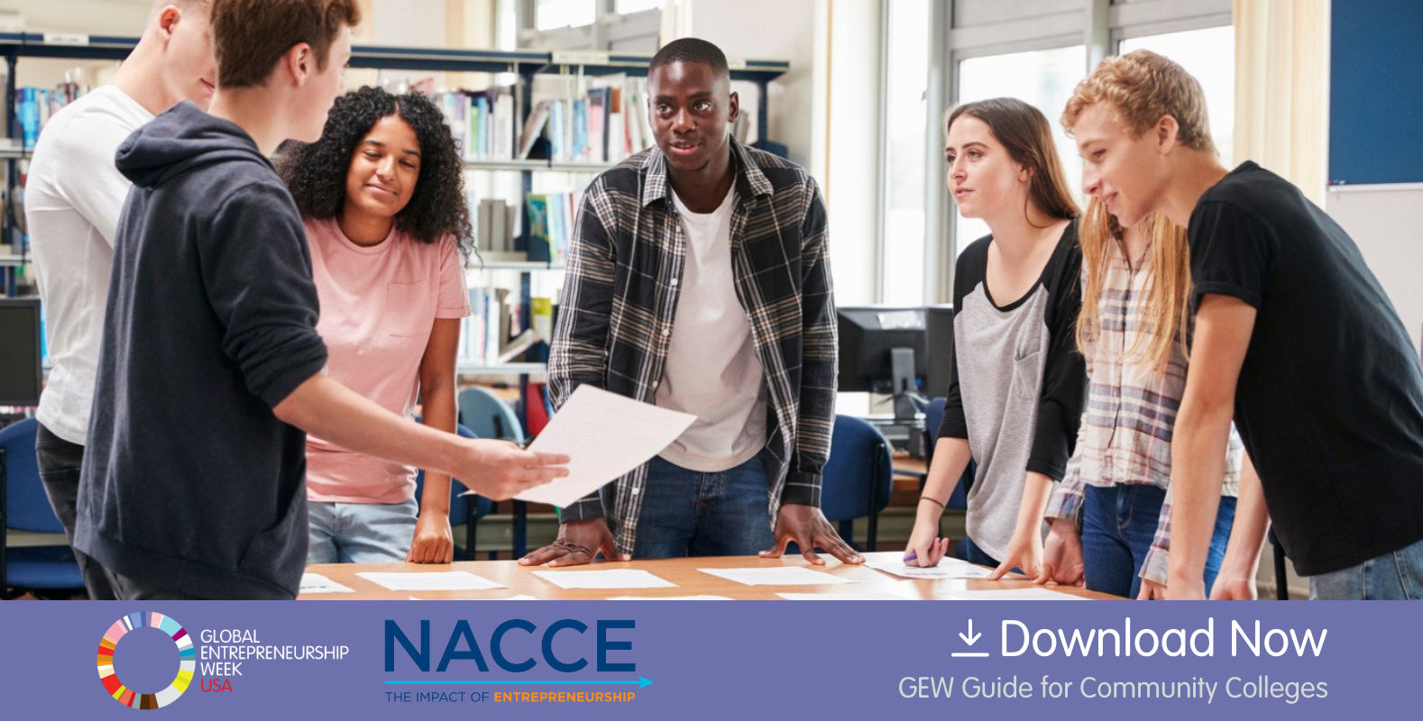 GEW Guide for Community Colleges