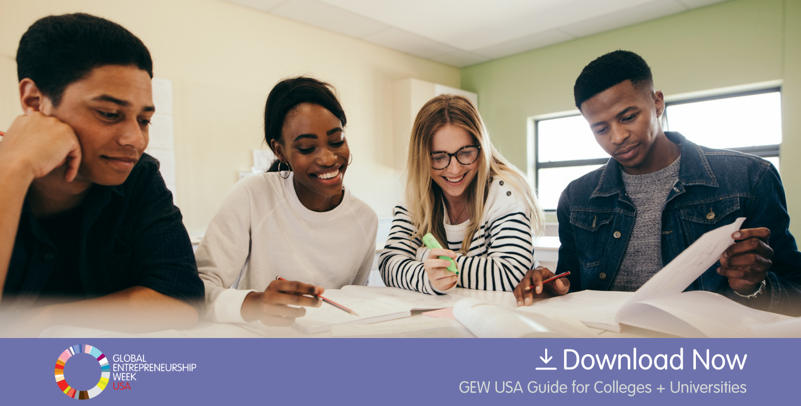 GEW USA Guide for Colleges + Universities