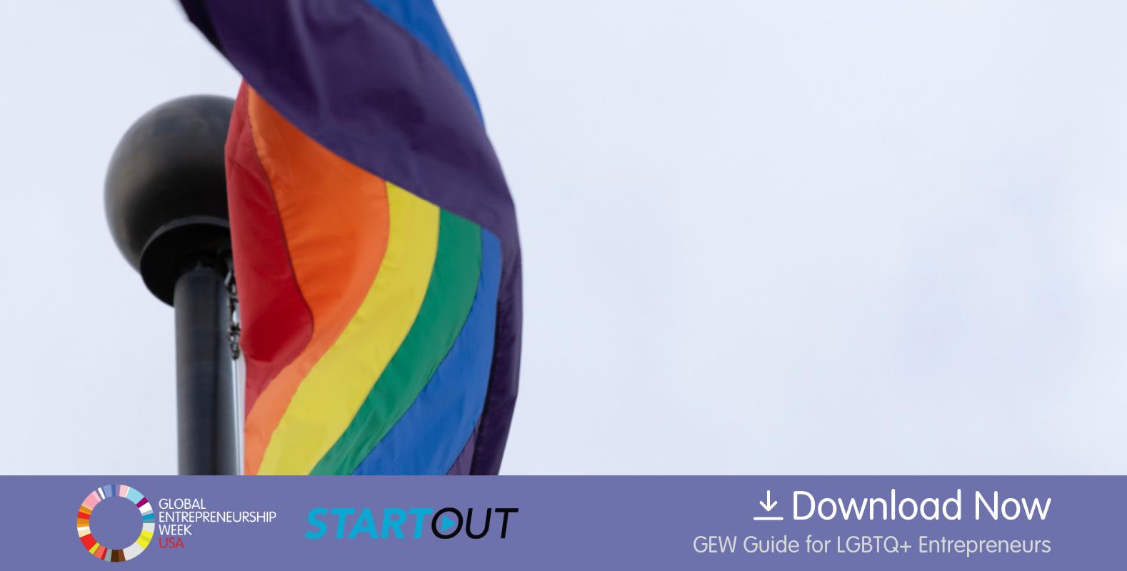 GEW Guide for LGBTQ+ Entrepreneurs