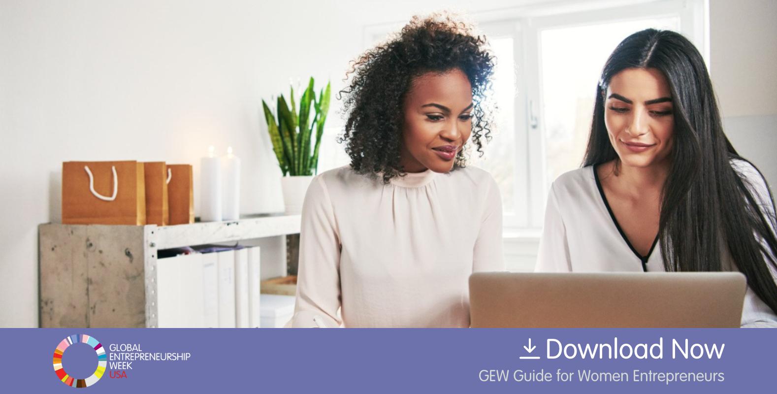 GEW Guide for Women Entrepreneurs