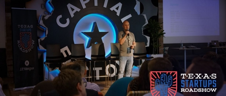Texas Startup Roadshow