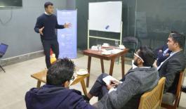 Kathmandu Supports Entrepreneurs through Startup Huddle